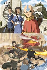 Аватар: Легенда об Аанге и Корре (все серии)
