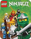 Лего Ниндзяго: Мастера Кружитцу